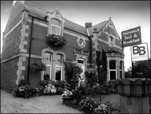 morton villa bed and breakfast dumfries